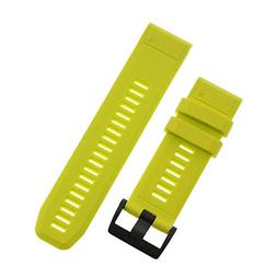 Garmin 010-12517-01 Fenix 5X Quick fit 26 Watch Band - Amp Y