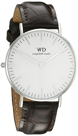Daniel Wellington Women's 0610DW York Analog Display Quartz