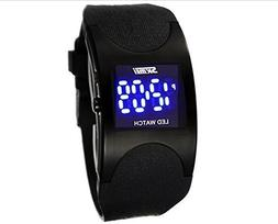Skmei 0951 3atm Water Resistant LED Digital Display Alloy Ca