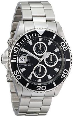 """Invicta Men's 1003 """"Pro Diver"""" Stainless Steel Watch"""