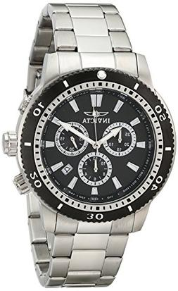 Invicta Men's 1203 II Collection Chronograph Stainless Steel
