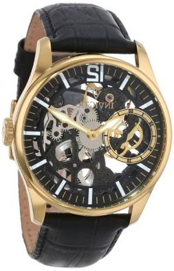 Invicta Men's 12405 Vintage Mechanical Gold-Tone Stainless S