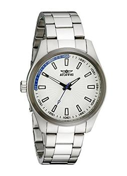 """Invicta Men's 12826 """"Specialty"""" Stainless Steel Silver Dial"""