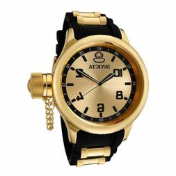 Invicta Men's 1438 Russian Diver Gold Stainless Steel Watch