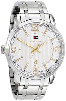 Tommy Hilfiger Men's 1710344 Two-Tone Stainless Steel Watch
