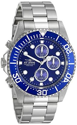 Invicta Men's 1769 Pro Diver Collection Stainless Steel Brac
