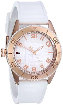 1781121 rose gold plated watch
