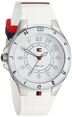 Tommy Hilfiger Women's 1781271 Stainless Steel Watch with Wh