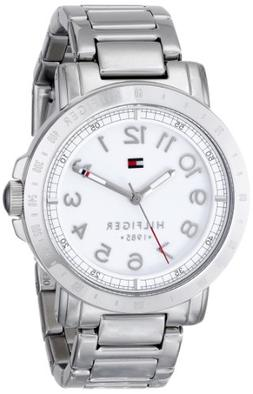 Tommy Hilfiger Women's 1781397 Analog Display Quartz Silver
