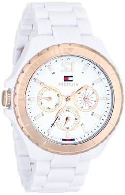 1781429 white rose gold tone