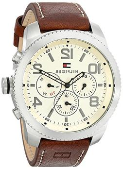 Tommy Hilfiger Men's 1791107 Casual Sport Analog Display Qua