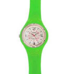 Prestige Medical 1888 Sportmate Scrub Watch, Neon Green