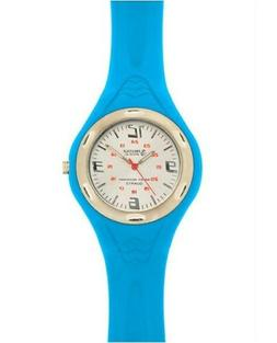 Prestige Medical 1888 Sportmate Scrub Watch, Neon Blue