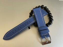 19mm Epsom Textured Leather Watch Strap Venture Leather Role