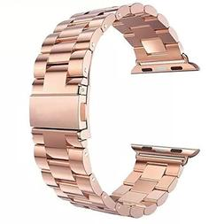42mm New 2017 Fashion Metal Stainlesss Steel Replacement Wat