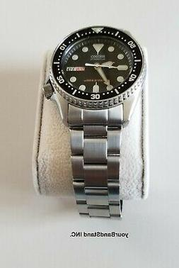 20mm CURVED STAINLESS STEEL OYSTER BRACELET FIT Seiko 7s26-0