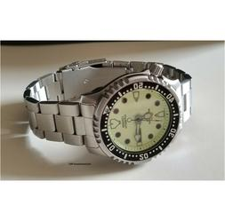 Solid Stainless Steel Watch Band Bracelet Fits ALL Citizen N