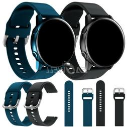 20mm Silicone Watch Band Strap Quick Install For Samsung Gal