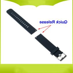 22mm Quick Release Watch Strap Wrist Band For Moto 360 2 Gen