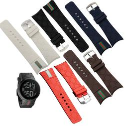 26mm Rubber replacement Watch Strap Band For I-Gucci Digital