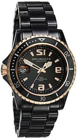 Stuhrling Original Men's 273.33OB41 Leisure Ceramic Chevalie