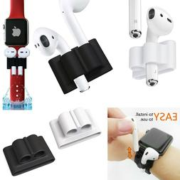 2x Sport Silicone iWatch Strap Band Holder Accessory for App