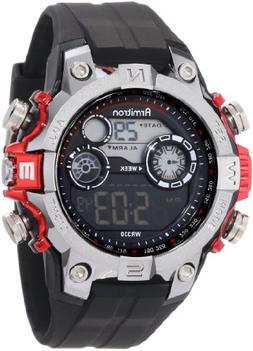 Armitron Sport Men's 40/8251RED Digital Watch