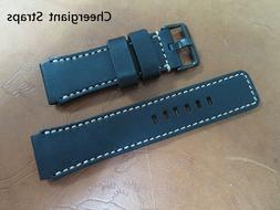 5.11 tactical series military watch leather strap notch styl