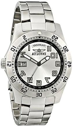 Invicta Men's 5249S Pro Diver Stainless Steel Silver Dial Wa