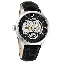 Stuhrling Original Men's 574.02 Executive II Automatic Skele