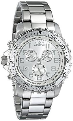 Invicta Men's 'II' Swiss Quartz Stainless Steel Casual Watch