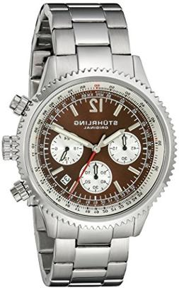 Stuhrling Original Men's 669B.03 Monaco Multi-Function Date