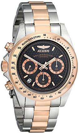 Invicta Men's 6932 Speedway Professional Collection 18k Rose