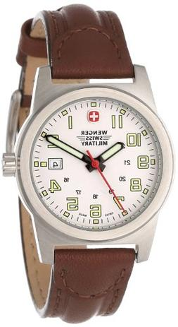 Wenger Swiss Military Women's 72920 Classic Field White Dial
