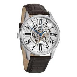 Stuhrling Original Men's 747.01 Atrium Automatic Skeleton Br