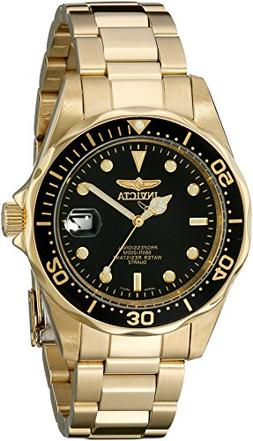 8936 diver collection gold plated