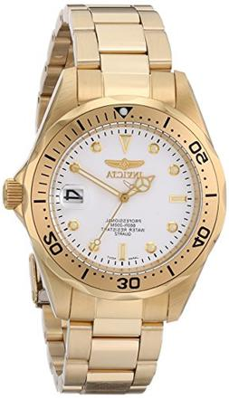 Invicta Men's 8938 Pro Diver Collection Gold-Tone Watch