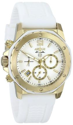 Bulova Women's 98M117 Gold-Tone Stainless Steel Watch with W