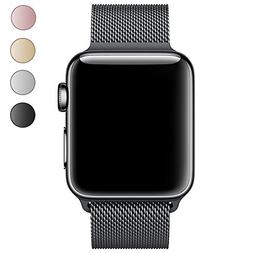 Fening for Apple Watch Band 42mm, Milanese Loop Stainless St