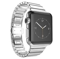 For Apple Watch Band , HP95 Stainless Steel Metal Apple Watc