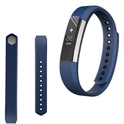 For Fitbit Alta Accessory Band, HP95 Replacement Soft Silico