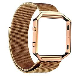For Fitbit Blaze Accessory Band , HP95 Replacement Milanese