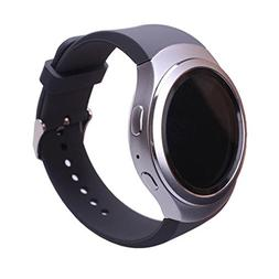 For Gear S2 Watch Band , HP95 Luxurious Silicone Smartwatch