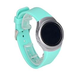 For Gear S2 Watch Band , HP95 Soft Sports Silicone Replaceme