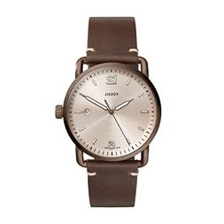 Fossil Men's 'The Commuter 3H Date' Quartz Stainless Steel a