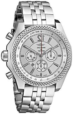 Breitling Men's A4139021-G754 Analog Display Swiss Automatic
