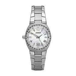 Fossil Women's AM4141 Serena Silver-Tone Stainless Steel Wat