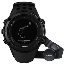 Suunto Ambit2 Black GPS and Heart Rate Monitor Watch