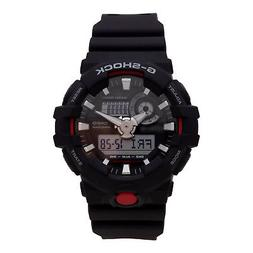 G-Shock Men's Analog-Digital Black Resin Strap Watch 57x48mm