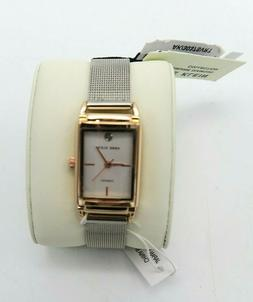 Anne Klein Diamond Collection AK/3037 Y121F New With Tags